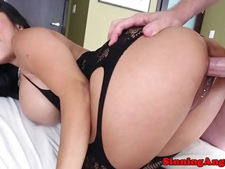 Asian Gaia fucking doggystyle