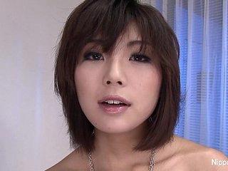 Asian Slut Sucks Cocks