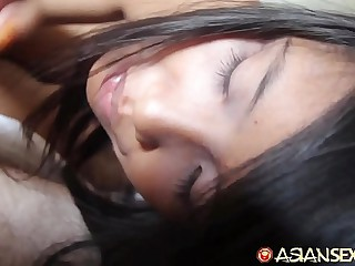 Asian Sex Diary - Inexperienced young Filipina used by white cock