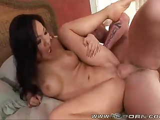 Asian Babe Makes A Booty Call