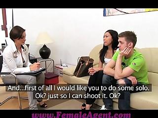 FemaleAgent Hot Asian..