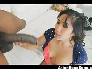 Asian Mia Li Anal Fuck And..