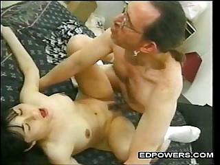 Ed Powers Fucked Asian..