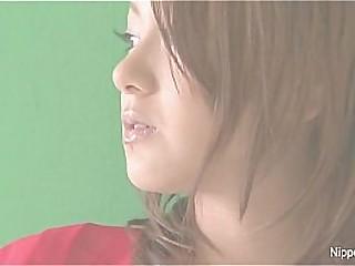 Japanese teen girl..