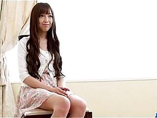 Sensual posing away from amateur Japanese girlAnri