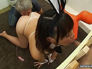 Asian infant girl is caged and man-made to suck cocks