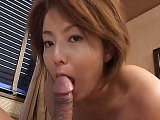amateur sex peel with horny office babe Rio Kurusu