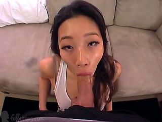 oriental hawt gal deepthroat HDPornovideos