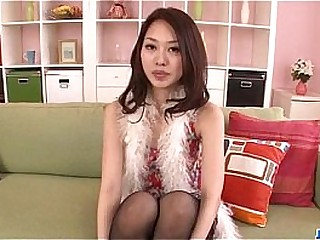 Casting for porn with lovely Asian An Yabuki