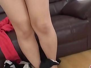 Hot japan girl Saki Umita  receive dick in all whores